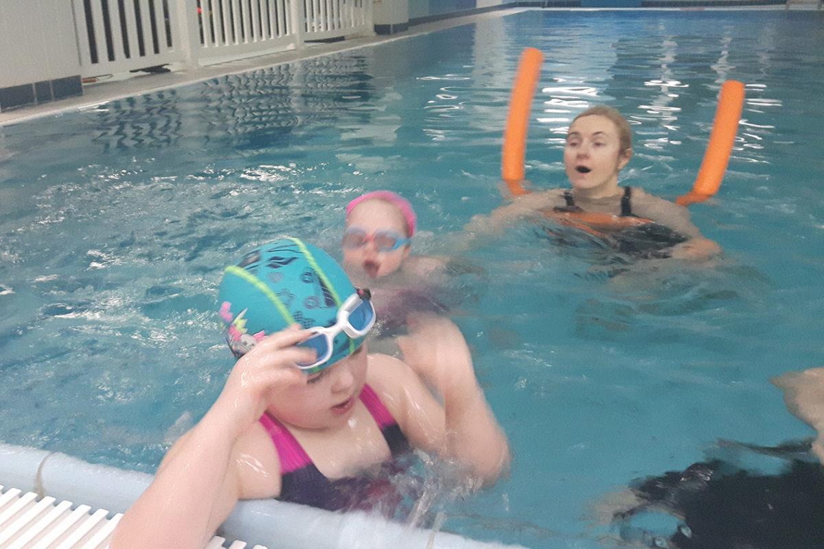 Idą wakacje ale my wciąż pływamy!